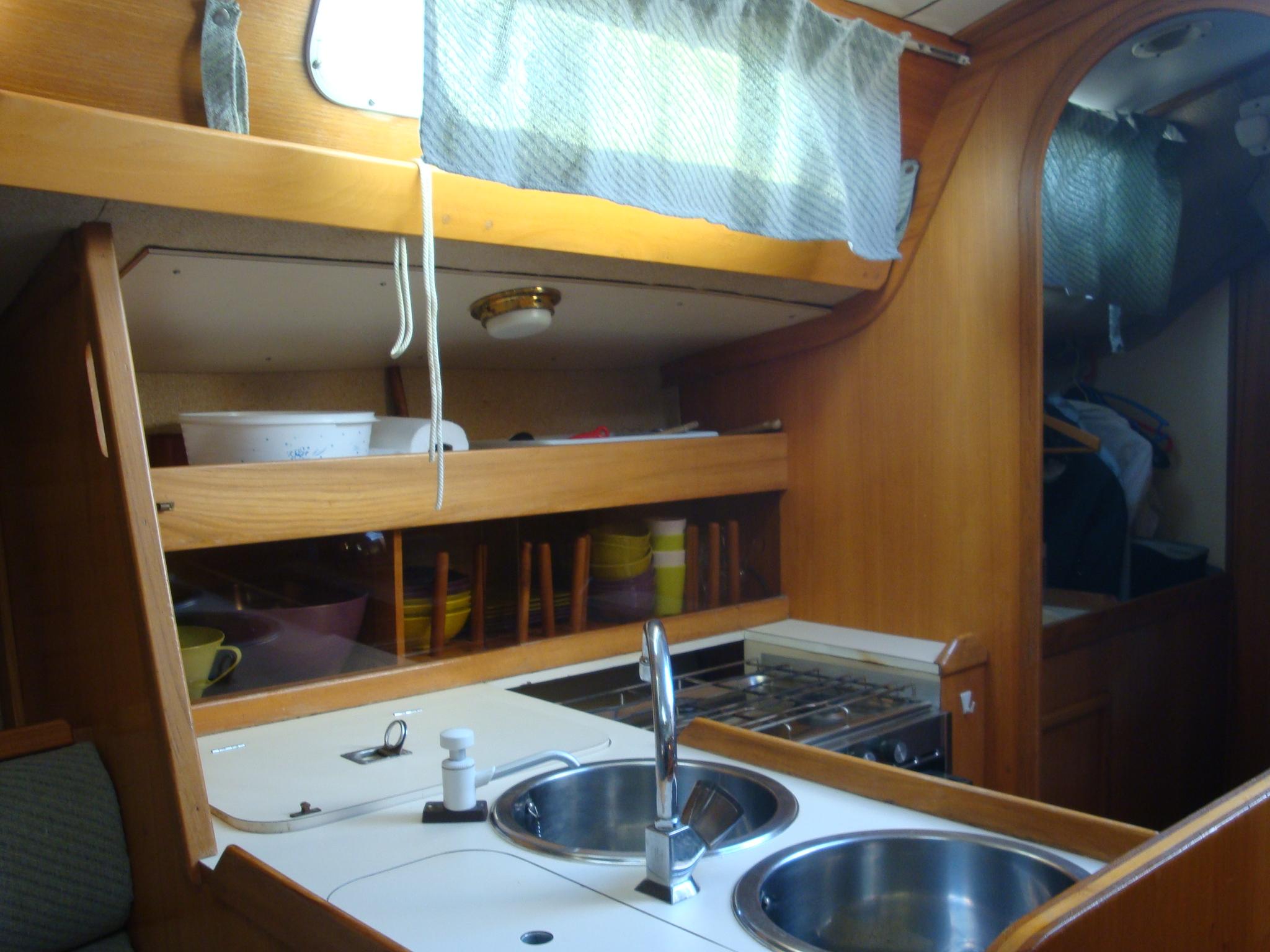 Frigo Cuisine : Kirie feeling occasion bateau cap d agde